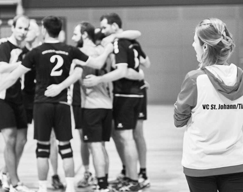 Men's Team - VC St. Johann